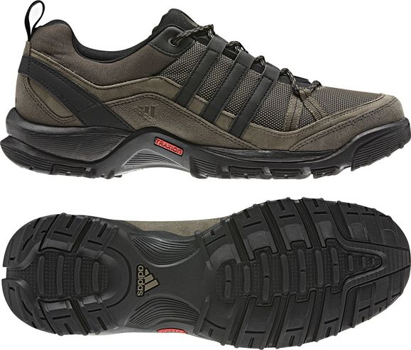 adidas flint ii outdoor trekkingschuhe laufschuhe test. Black Bedroom Furniture Sets. Home Design Ideas
